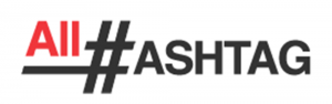 all hashtags logo